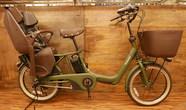 電動自転車、子供乗せ自転車