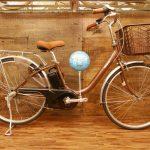 電動自転車は軽いに限る! パナソニック ビビ・LU ☁