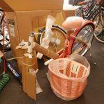 🌞 ガールズバイクを組立てる! 🌞