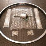 🍂 カギの開け忘れによるスポーク折れ 結果車輪交換… (TεT;) 🍂