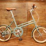 🎄 ブリヂストンの可愛いフォールディングバイク! 🎄