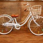 ☁ かわいい♡ 操作性も良い♡ ハイクオリティーなガールズバイク ☁