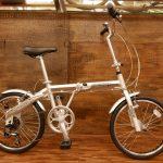 🌞 軽量折りたたみバイク! お手頃価格のロングセラーモデル! 🌞