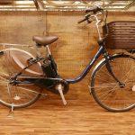 ☁ 超ロングセラー パナソニックさんで一番売れている電動自転車 【ビビ・DX】 ☁
