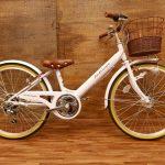 🌞 オリジナルガールズバイクの微妙な色違い 🌞
