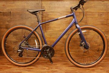 "<span class=""title"">☁ 気楽、快適に乗れるクロスバイク GIANT GRAVIER DISC ☁</span>"