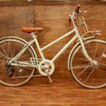 🌞 ブリヂストンのおしゃれ自転車 マークローザ7S 🌞