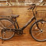 🌞 売れてます! 太タイヤで軽いカッコイイ自転車 🌞