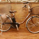 🌞 軽い電動自転車はやっぱりパナソニック! 🌞